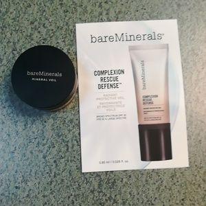 Nwt bare minerals veil powder